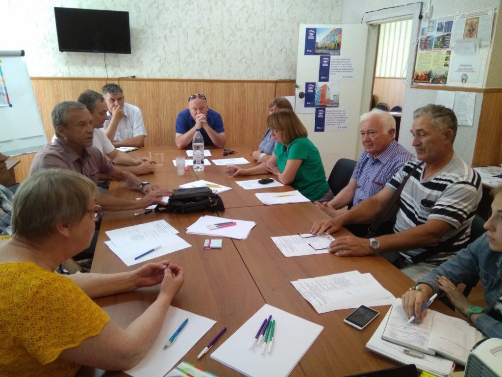 Встреча Клуба Лидеров НКО г.Сызрань, 19 июля 2017 г.