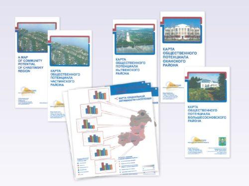 Социальный паспорт территории. Проект «Фонды местных сообществ — центры развития малых территорий».
