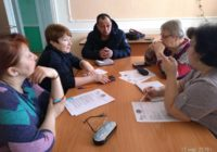 Рабочая встреча в с.п.Кротовка, 15.03.19