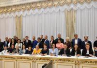 Встреча Губернатора Самарской области с получателями Президентских грантов, 14.06.19