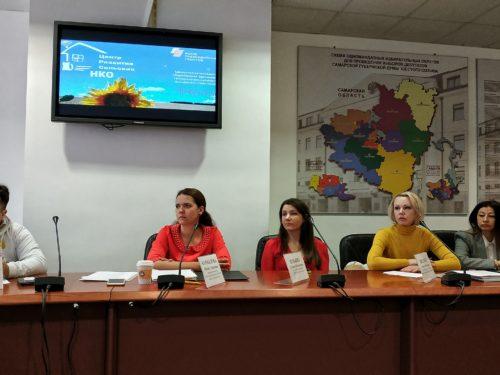 """Презентация проекта """"Центр развития сельских НКО"""" 26.09.19: партнеры проекта"""