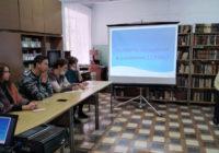 Семинар «Аспекты создания и развития НКО» в Пестравском районе 22.09.20