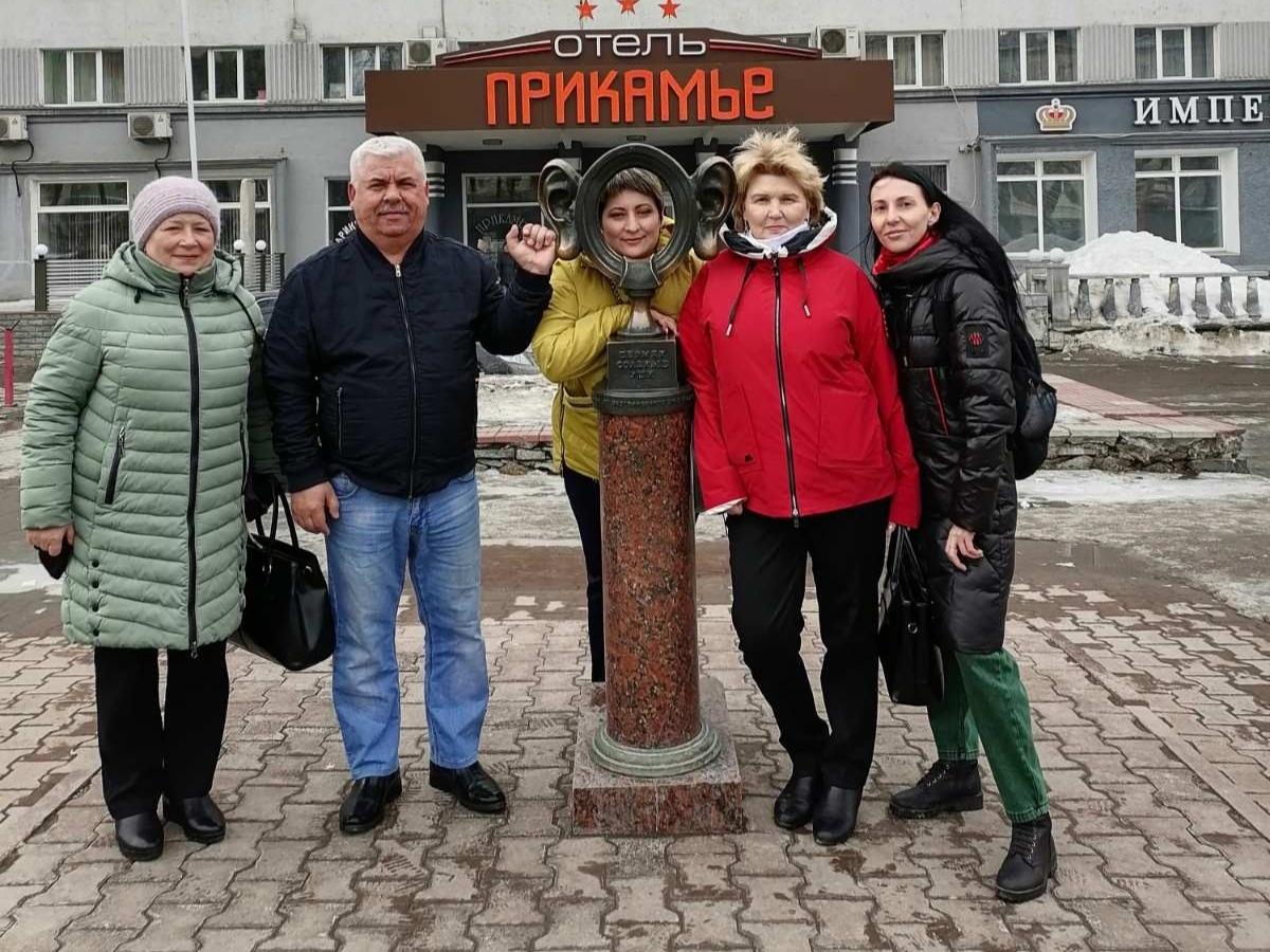 Представители сельских поселений Самарской области на Школе ФМС 2021