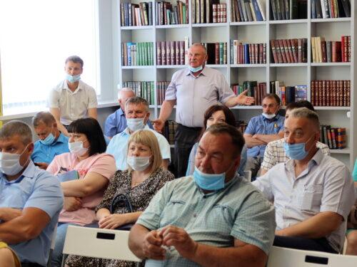 Круглый стол по взаимодействию ОМСУ и НКО в Сергиевском районе 19.05.21