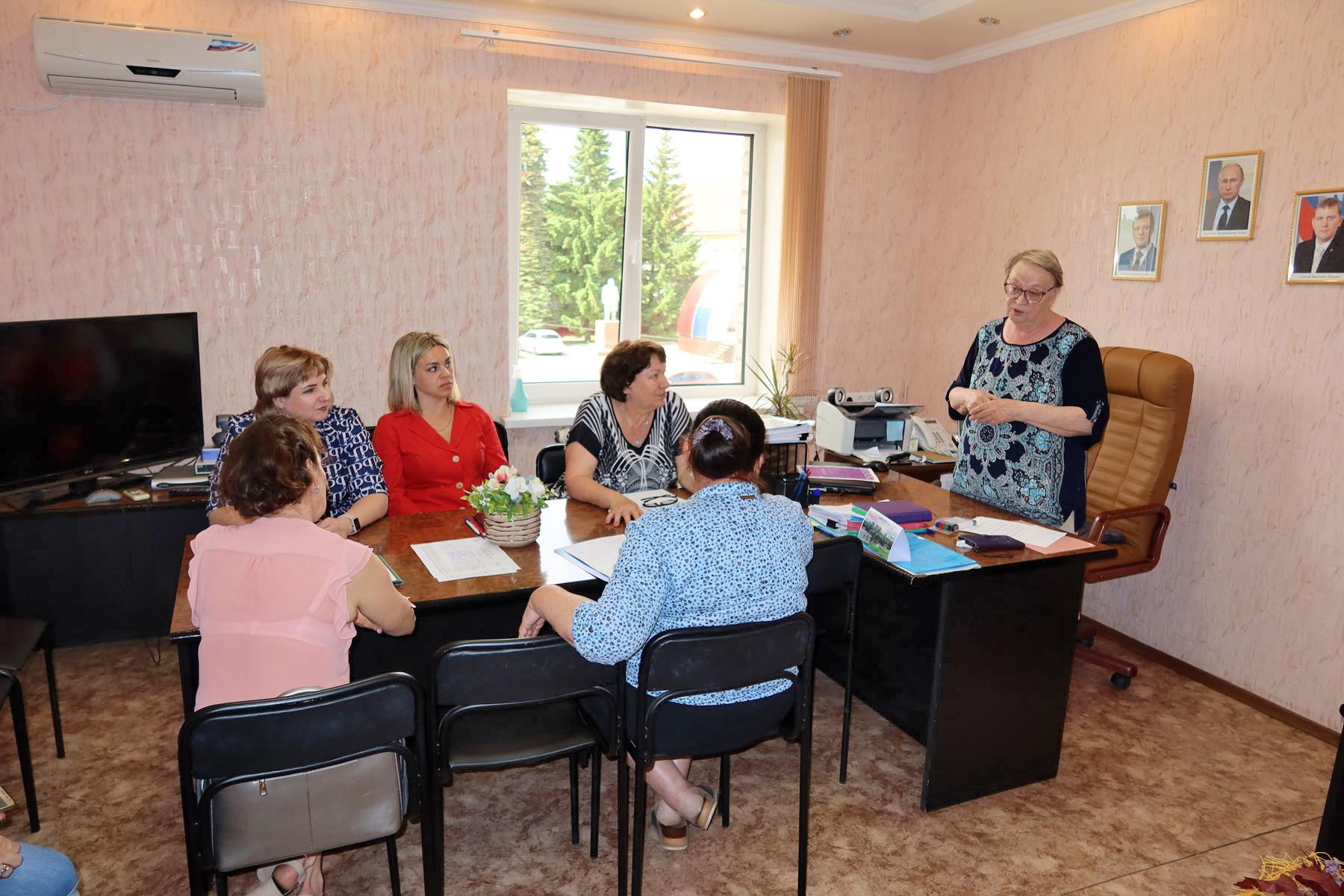 Круглый стол по взаимодействию ОМСУ и НКО в Кинель-Черкасском районе 21.05.21